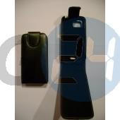 S8000 felülcsattos fekete bőrtok S8000  E001757