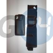S8500 wave felülcsattos fekete bőr Wave S8500  E001758