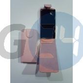 S8500 wave felülcsattos pink bőr Wave S8500  E001760