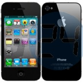 Iphone 4s 8gb fekete  NX00002
