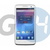 Alcatel ot-5035d dual sim white 2 év gyári garancia  NX00065