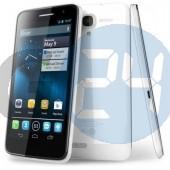 Alcatel ot-8008d dual sim white 2 év gyári garancia  NX00067