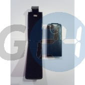 X3-02 felülcsattos fekete bőr X3  E002344