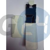 X3 felülcsattos fehér bőr X3  E002345