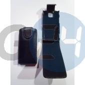 X3 felülcsattos fekete bőrtok X3  E002343