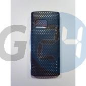X6 fekete rácsos hátlapvédő X6  E001631