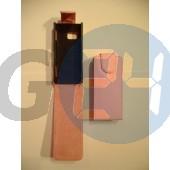 X6 felülcsattos rózsaszín bőrtok X6  E002341