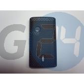 X8 fekete rácsos hátlapvédő X8  E002173