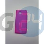 Sony e. ray pink szilikontok Ray  E001654