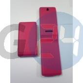 C1605 xperia e slim kinyitós tok - pink Xperia E  E004379