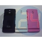 Lt22i xperia p matt sgp hátlapvédő pink Xperia P  E003226