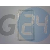 C6903 xperia z1 átlátszó víztiszta szilikontok Z1  E005643