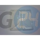 C1905 xperia m átlátszó hullámos szilikontok Xperia M  E004829