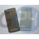 Lt22i xperia p átlátszó szilikontok Xperia P  E002394