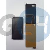 Blackberry z10 slim kinyitós tok fekete Z10  E003617